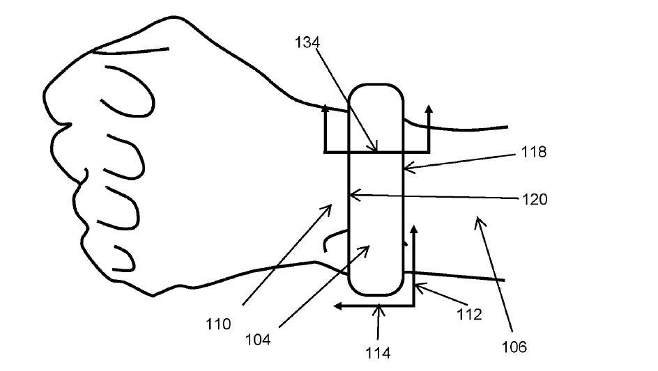 براءة اختراع من آبل لجهاز جديد قابل للارتداء لقياس ضغط الدم