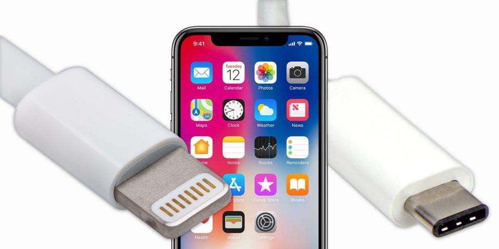 هواتف آيفون 2019 ستدعم منفذ USB-C