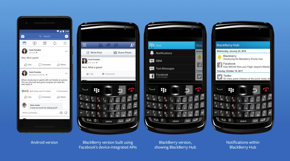 فضيحة جديدة تضرب فيسبوك بسبب مشاركة بيانات المستخدمين مع شركات الهواتف