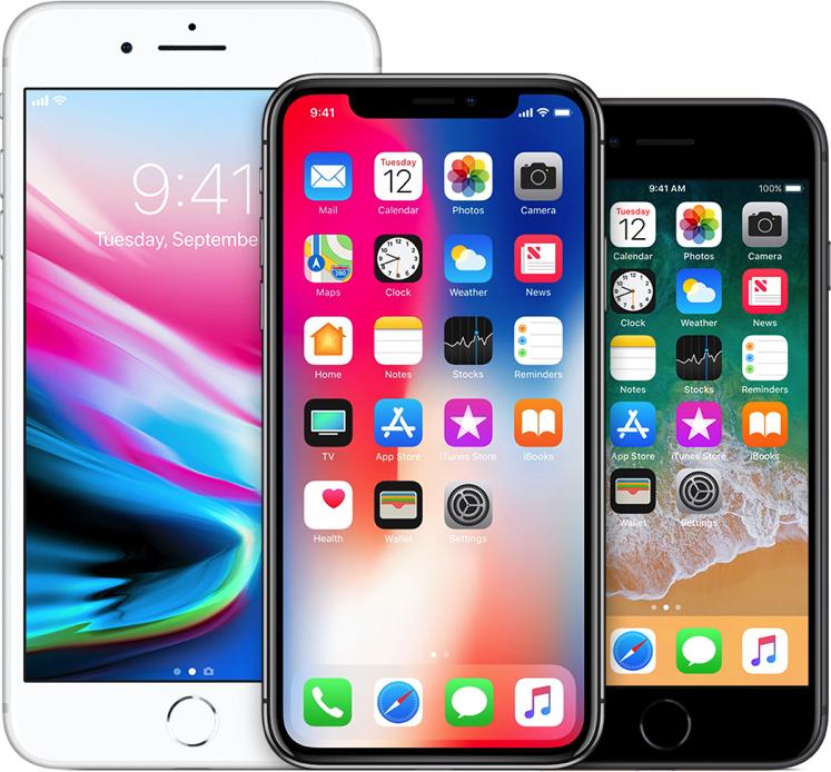 آبل تتوقع أن تكون هواتف آيفون بشاشات LCD أكثر طلباً من شاشات OLED
