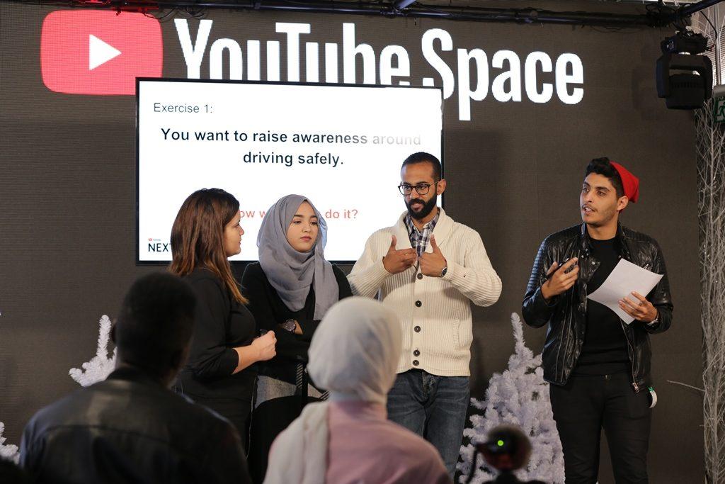 يوتيوب تعلن عودة مسابقة YouTube NextUp إلى العالم العربي بنسختها الثالثة