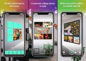 تطبيقAR 360 لإنشاء صورة مُجمّعة وعرضها بتقنية الواقع المعزز