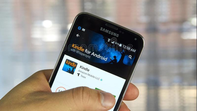 قريبًا تطبيقKindle سيدعم ميزة تقسيم الشاشة على أندرويد