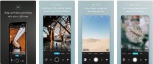 تطبيق الكاميرا الجديدMoment يوفر عناصر تحكم متقدمة في الكاميرا ووضع RAW
