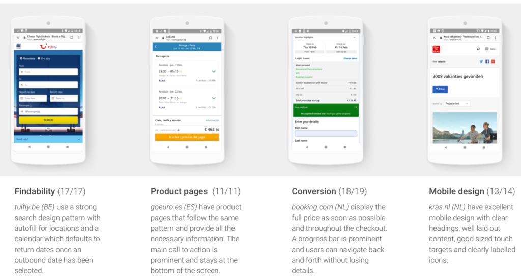 دراسة من جوجل: سهولة الاستخدام هي العامل الأهم للنسخة المحمولة لموقعك/تطبيقك