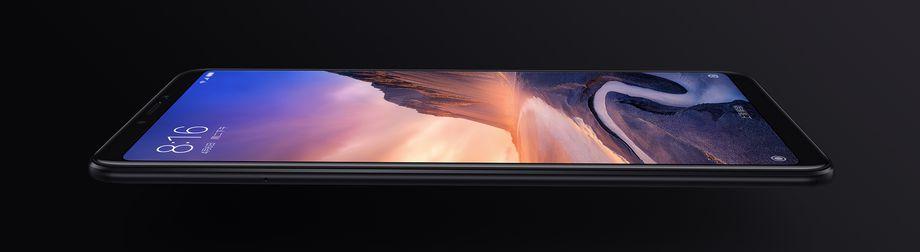 شاومي تكشف عن Mi Max 3 مع شاشة بقياس 6.9 بوصة وبطارية ضخمة