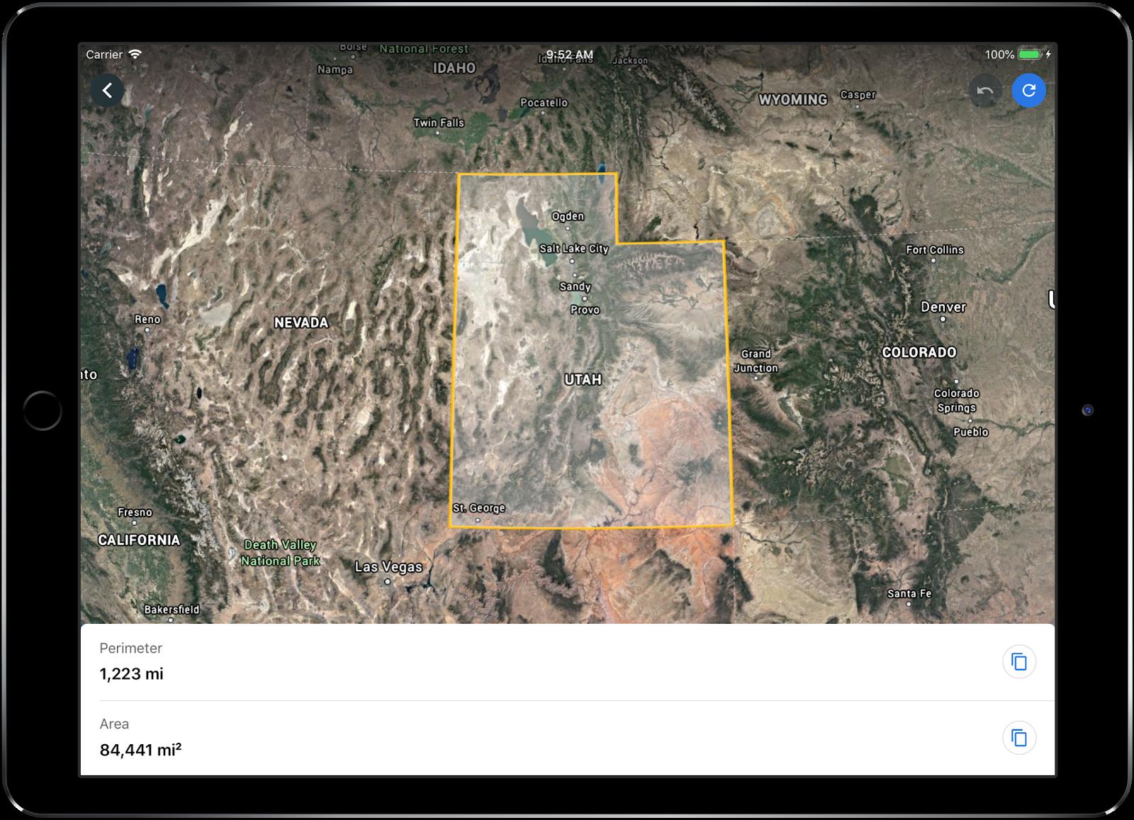 تطبيقGoogle Earth على iOS يُتيح لك الآن قياس المسافات