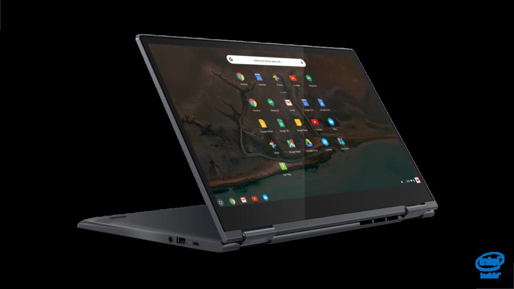 لينوفو تعلن عن عدد من لابتوبات وأجهزة يوغا وكروم بوك اللوحية