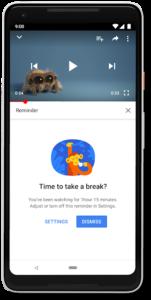 أدوات جديدة من يوتيوب لمعرفة الوقت المقضي على المنصة وكيفية التحكم فيه