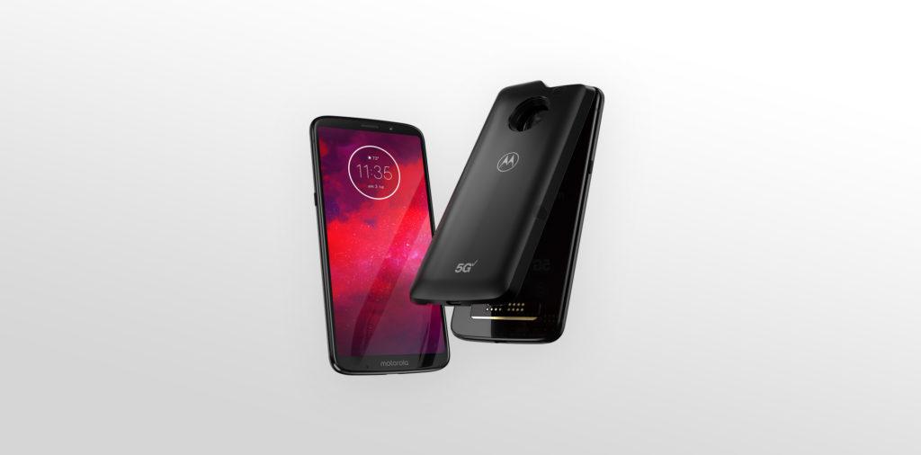 احدث هاتف موتورولا Motorola Moto Z3