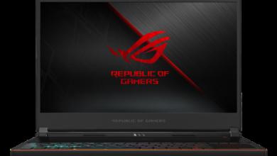 أسوس تُعلن عن ROG Zephyrus S أنحف لابتوب مخصص للألعاب