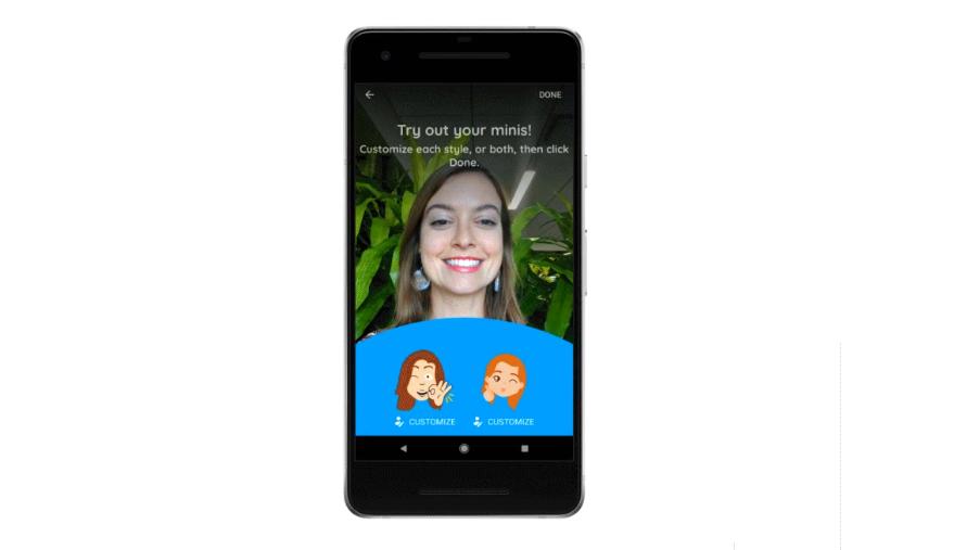 لوحةGboard تُقدّم ميزة الملصقات الذاتية لتحويل وجهك إلى رمز تعبيري