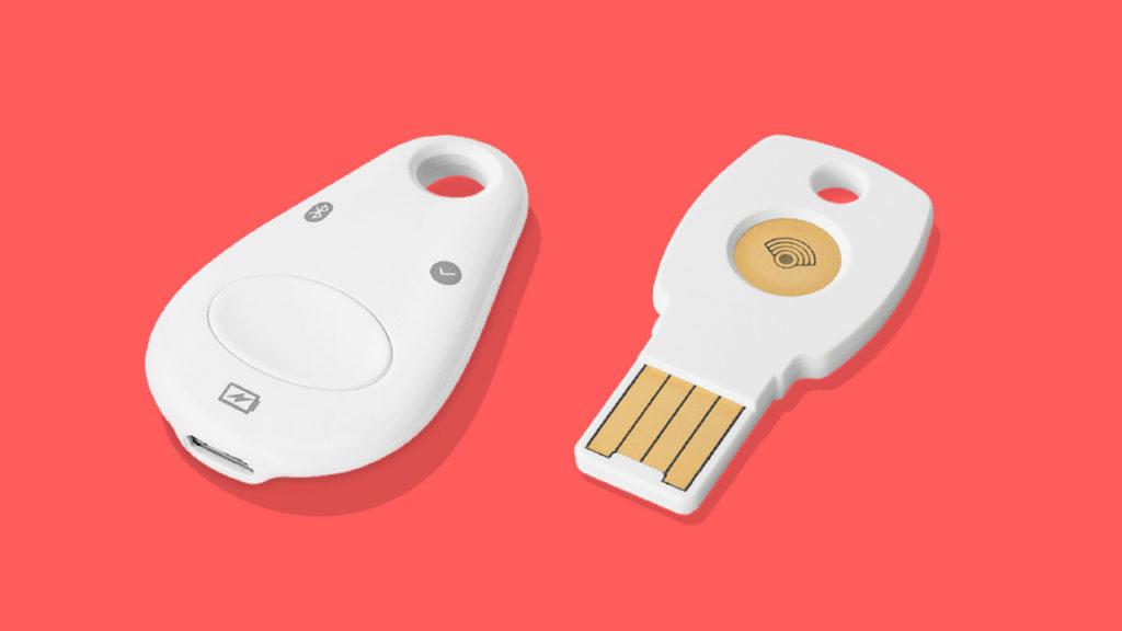 قوقل تتيح مفاتيح الحماية Titan Security Key لجميع المستخدمين
