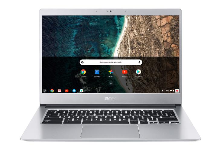 آيسر تعزز سلسلة Chromebook بـجهازها الجديد Chromebook 514