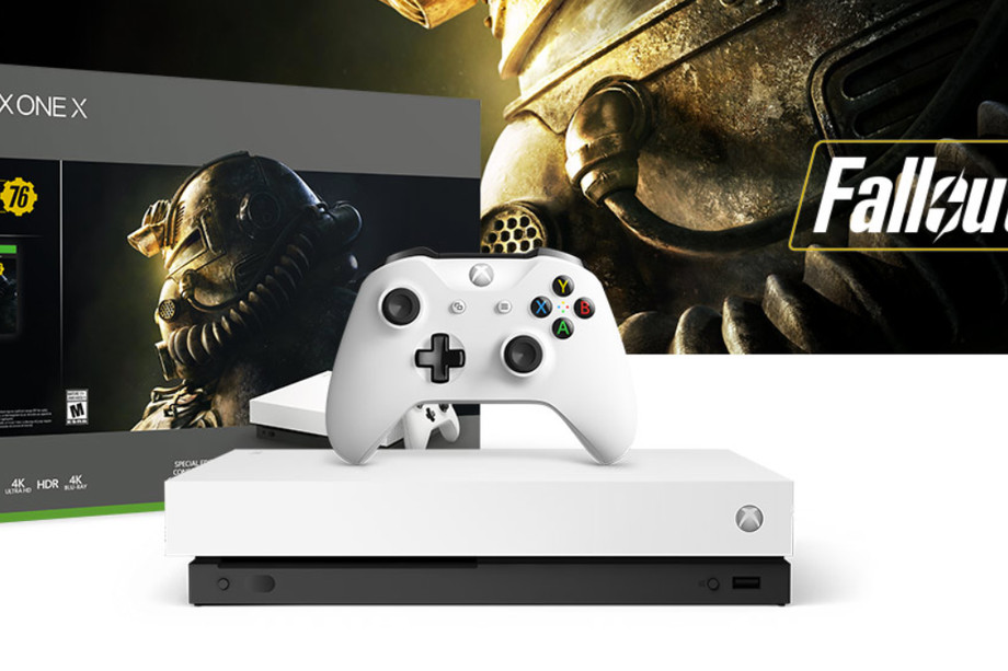 Microsoft announces Xbox One X in White and Elite White Control Ignition