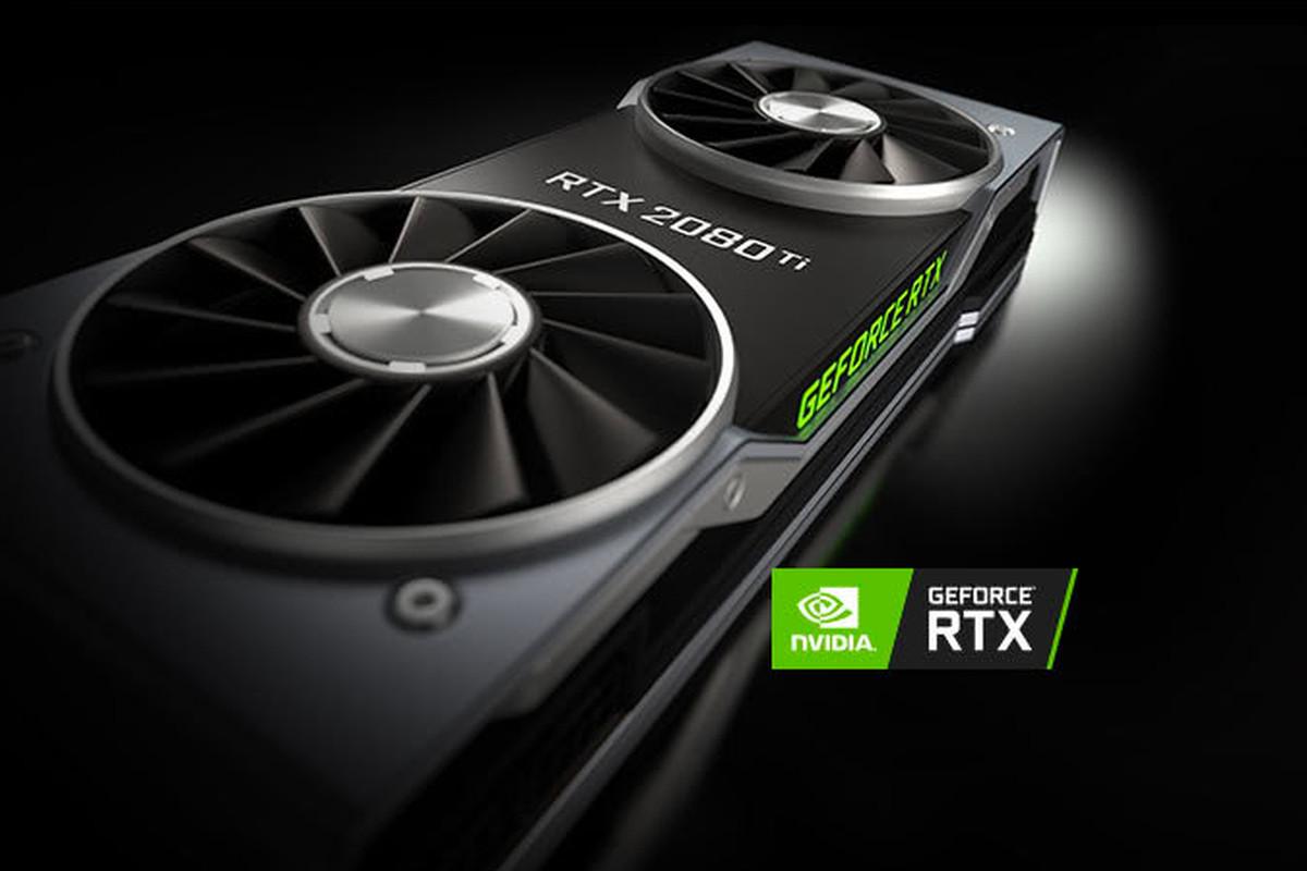 RTX 2000 GPU نفيديا