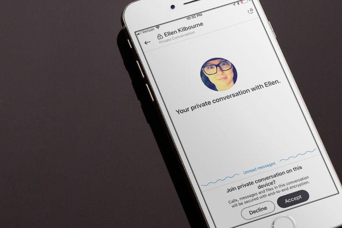 سكايب تُوفر خاصية المحادثات الخاصة بميزة التشفير التام