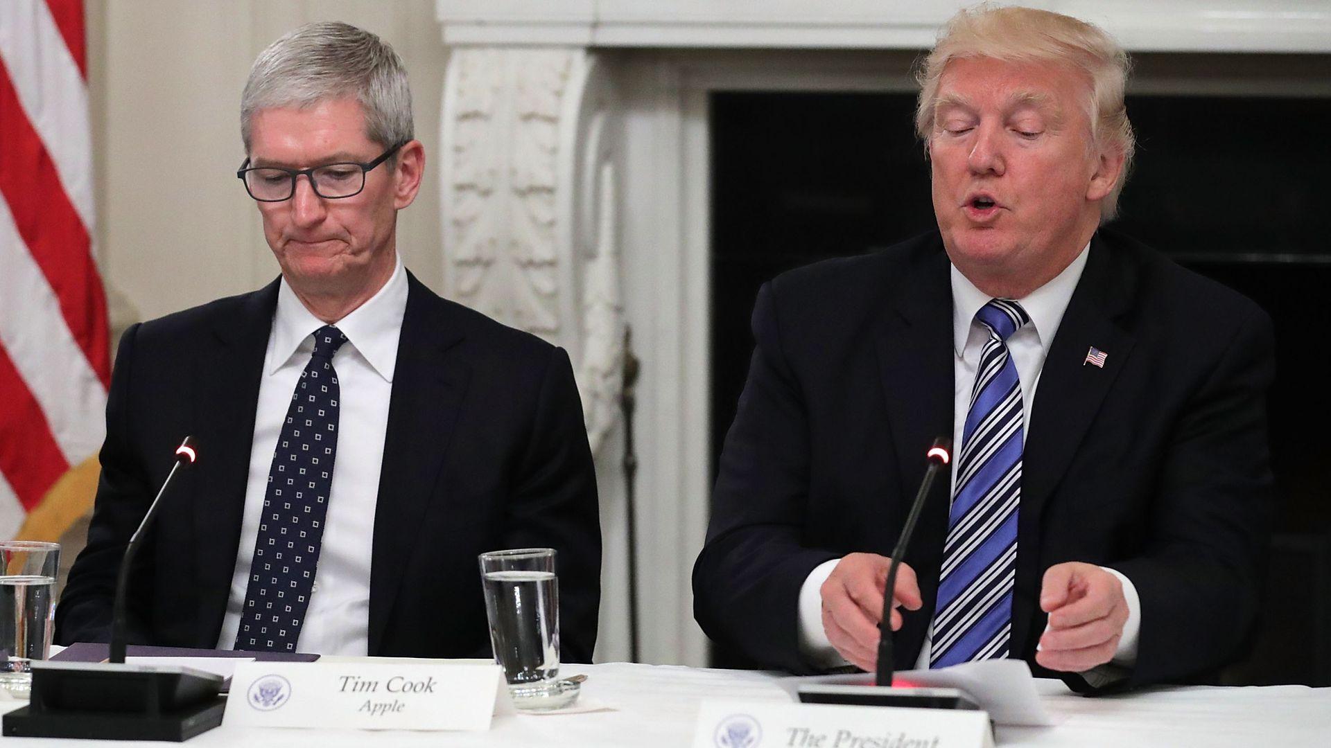 شركة أبل: ضرائب ترامب على الصين سترفع أسعار منتجاتنا