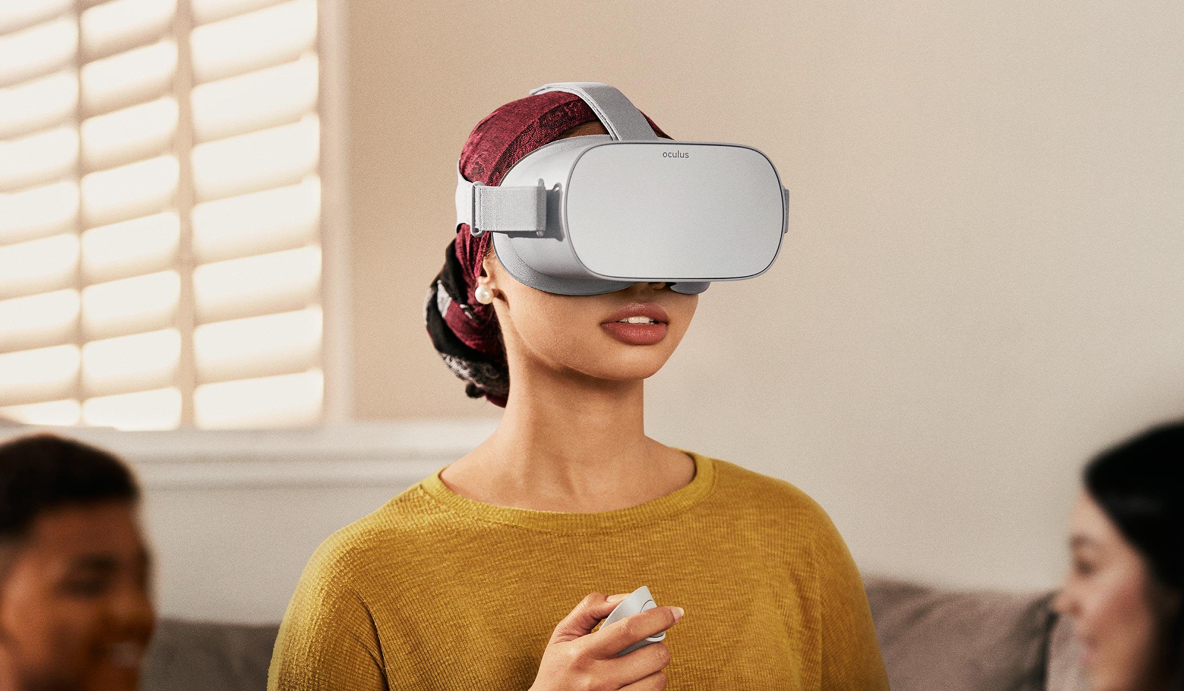 فيسبوك تستعرض تحسيناتها على تطبيقات ونظارات VR من Oculus