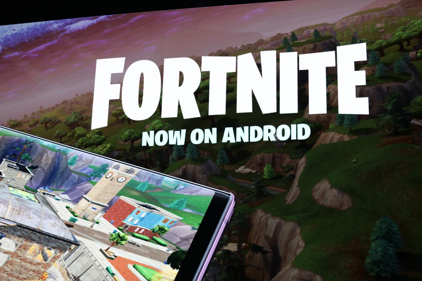 لعبة فورتنايت تصل 15 مليون تحميل على أندرويد