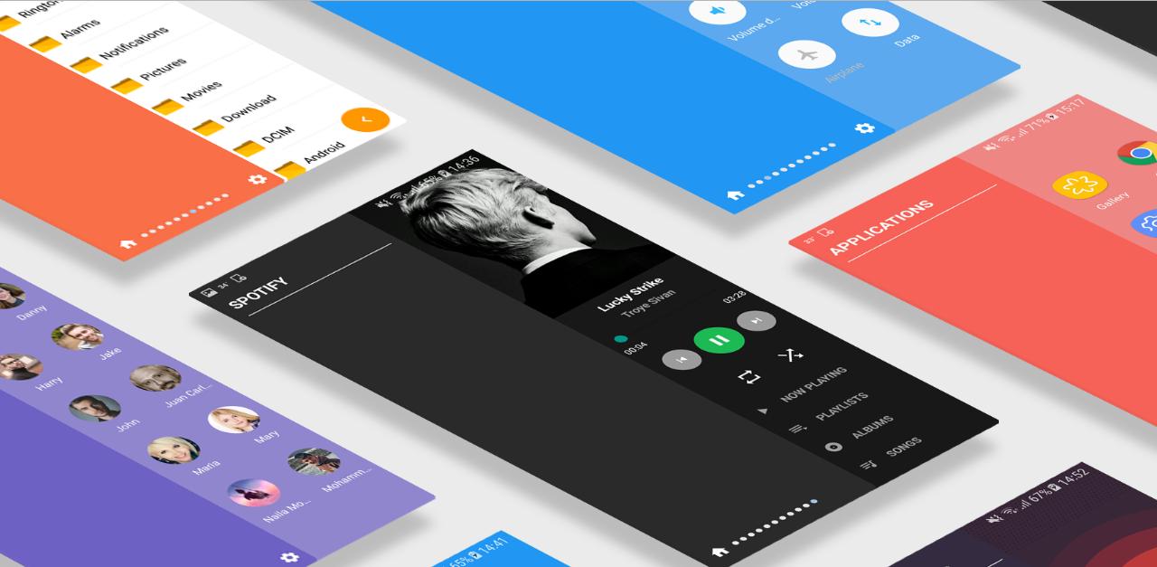 جديد: تطبيق Edge Action لإنشاء شريط جانبي على شاشة هاتفك الأندرويد
