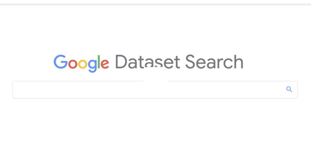 قوقل تطور محرك بحث Dataset Search للبيانات المخصصة لتسهيل الوصول إليها