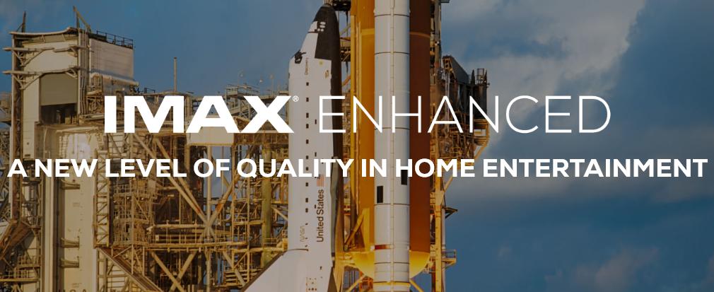 IMAX تعلن عن برنامج اعتماد جديد للشاشات وأجهزة العرض والصوت المنزلية