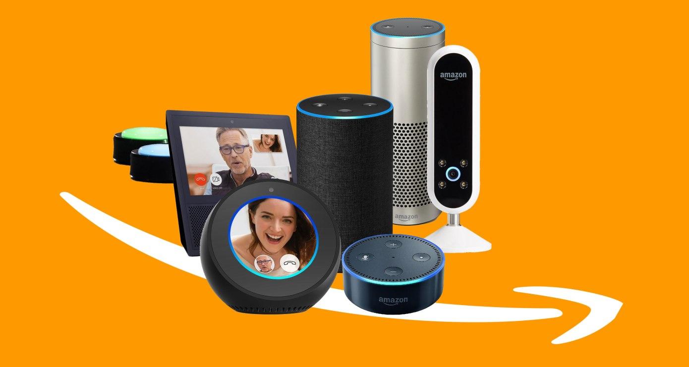أليكسا مساعد أمازون الصوتي يدعم 20,000 جهاز لأكثر من 3500 شركة