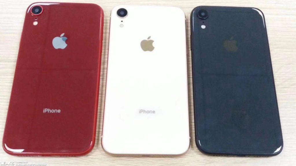 صور مسربة تكشف عن إطلاق آبل لهاتف iPhone Xc بشاشة 6.1 وشريحة مزدوجة