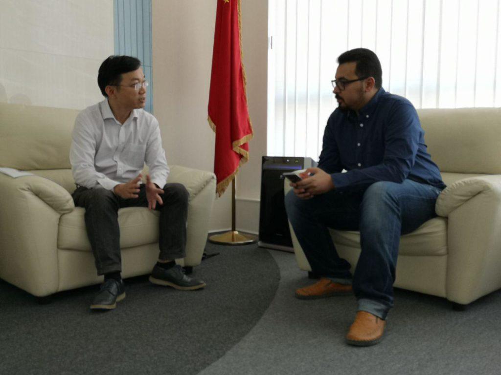 مقابلة حصرية مع نائب رئيس قسم الأجهزة النقالة في هواوي شان شينغ