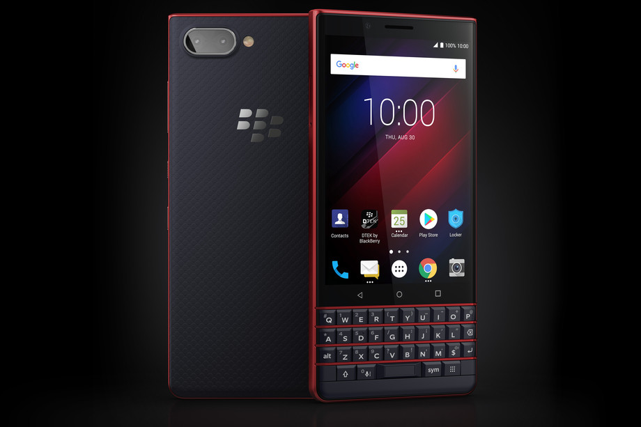 IFA 2018 : بلاكبيري تكشف عن هاتفها BlackBerry KEY2 LE