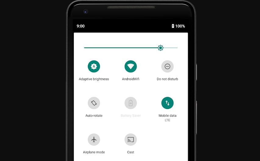 جديد: تطبيقAdaptive Brightness لتغيير سطوع شاشة الأندرويد تلقائيًا