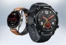 هواوي تكشف عن ساعة Watch GT بشاشة OLED