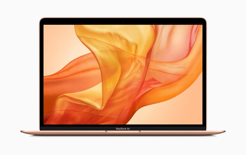 مؤتمر آبل: الكشف عن نسخة جديدة من MacBook Air ببطارية تدوم 13 ساعة