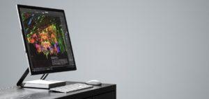 مايكروسوفت تكشف عن جهازها Surface Studio 2 مع شاشة 28 بوصة