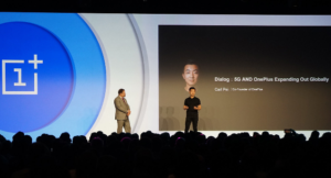 وان بلس تستعد لإطلاق هاتف بتقنية الجيل الخامس 5G في 2019