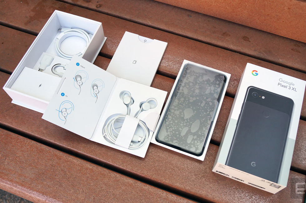 هاتف Pixel 3 XL يباع في المتاجر قبل الإعلان الرسمي عنه