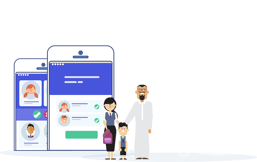 تعرف على منصة BlueRide التي تقدم حلولًا ذكية لتنظيم عملية انصراف طلاب المدارس