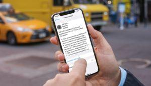 ثغرة في نسختي iOS 12.0.1 وiOS 12 تسمح لأي شخص إرسال صور هاتفك رغم قفله