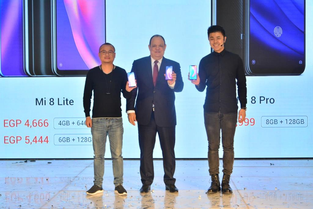 شاومي تدعم خط منتجاتها في مصر بهواتف Mi 8 الجديدة، وكاميرا Mi 360 المنزلية، والسوار الرياضي Mi Band 3