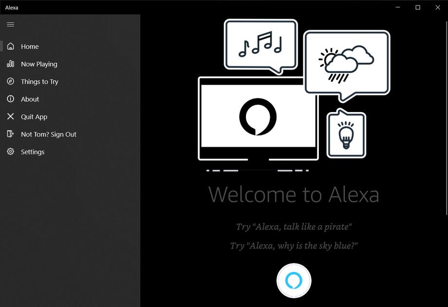 مساعد أليكسا الصوتي أصبح متاح بشكل كامل لمستخدمي ويندوز 10