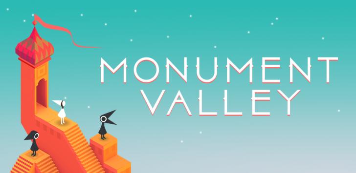 إتاحة نسختا لعبة الألغاز Monument Valley بسعر 0.99 على قوقل بلاي