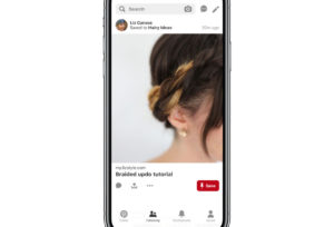 Pinterest يحصل على تصميم جديد على طريقة إنستقرام