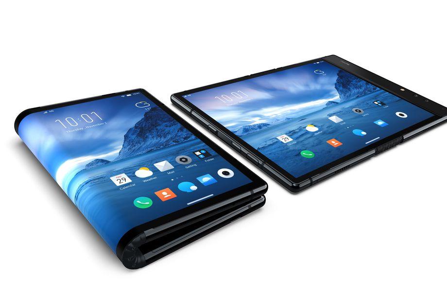 "شركة Royole تطلق ""FlexPai"" أول هاتف ذكي قابل للطي في ديسمبر"