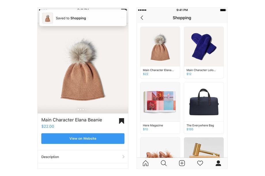 انستجرام توسع نطاق بيع المنتجات للمزيد من المستخدمين - التجارة الإلكترونية
