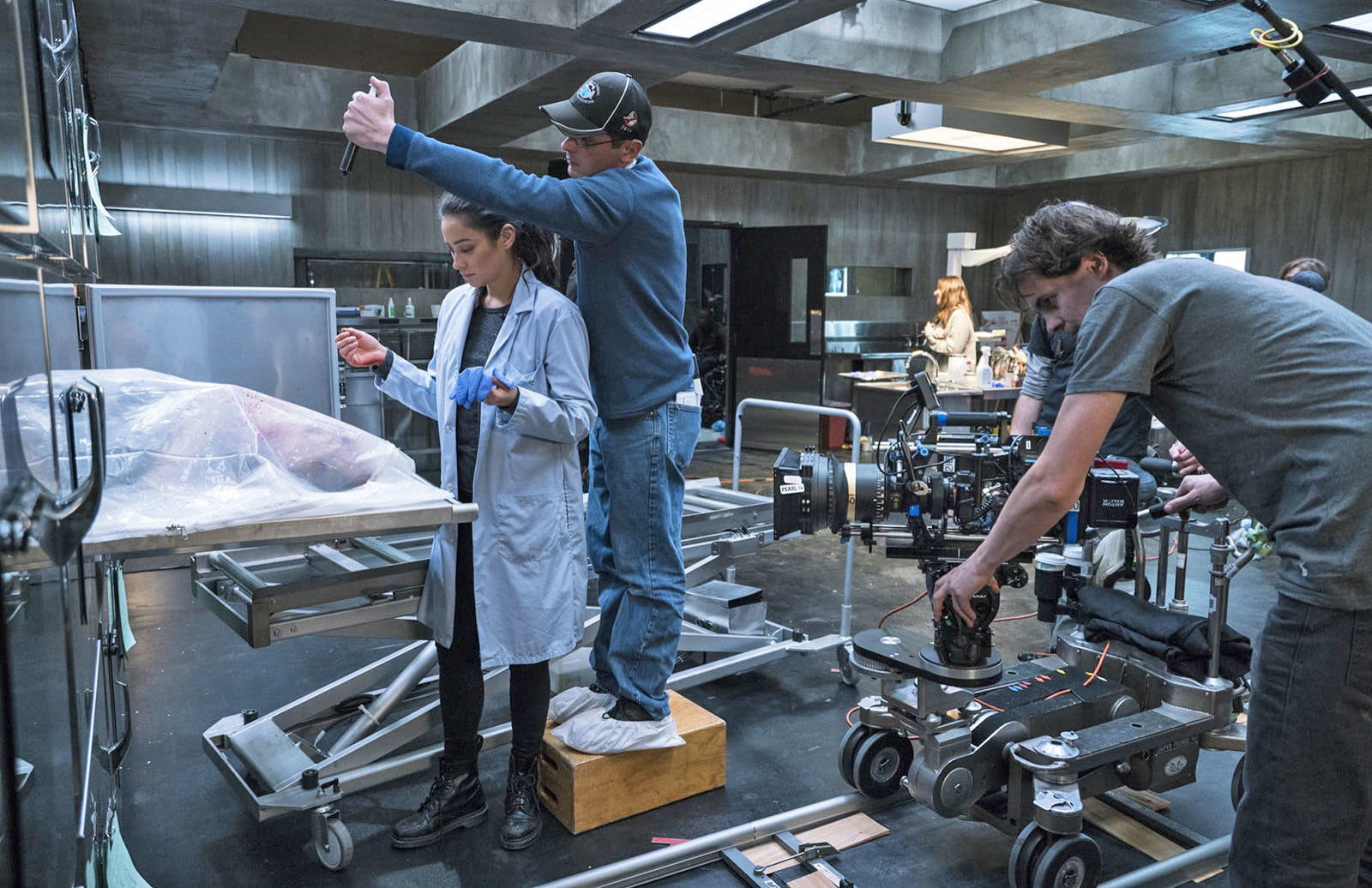 سوني تصور أول فيلم هوليوودي بكاميرا عديمة المرآة كاملة الإطار