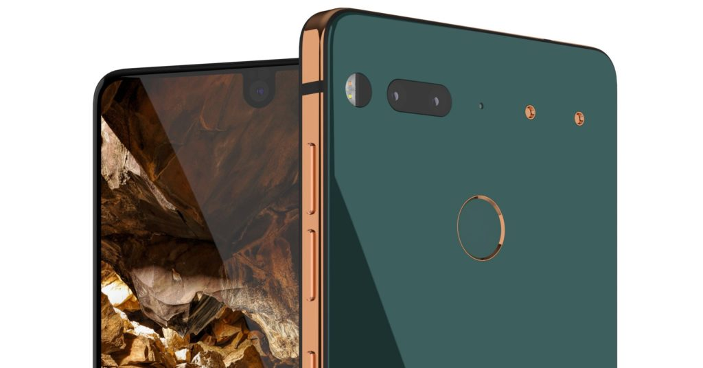 Essential تنهي طرح هاتف PH-1 في السوق للتركيز على الجيل الجديد من هواتفها