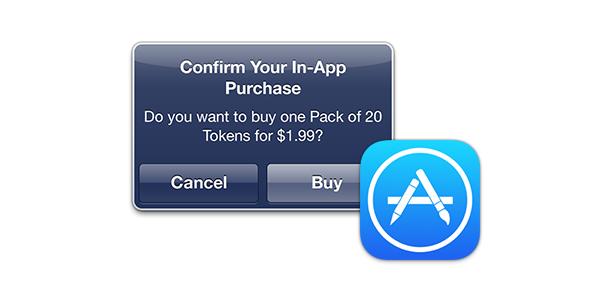 آبل تسمح بإهداء المحتوى القابل للشراء داخل التطبيقات