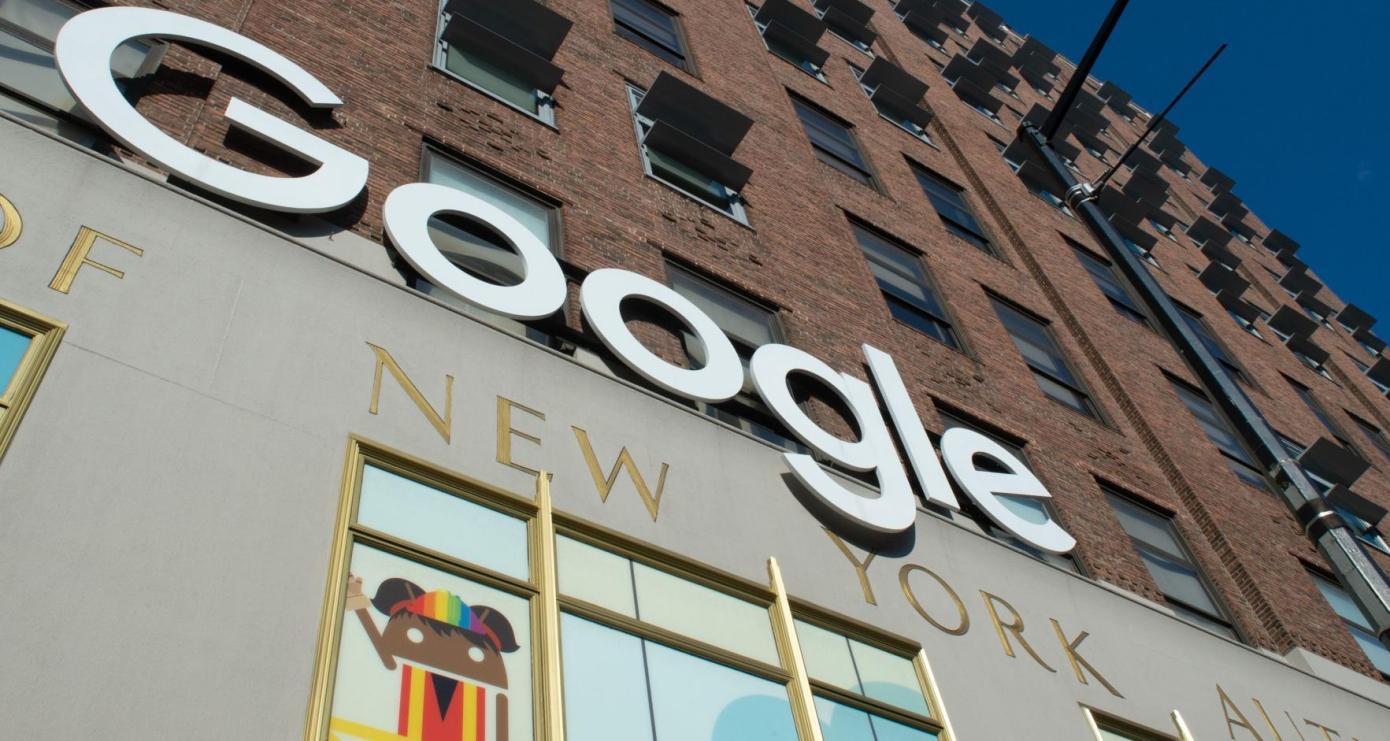 شركة قوقل تعلن عن استثمارها 1$ مليار لإنشاء مقراً جديداً للشركة في نيويورك