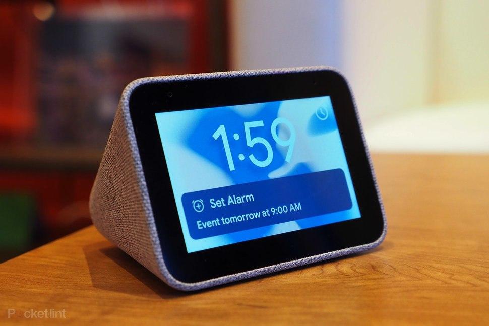 CES 2019: لينوفو تكشف عن ساعة منزلية ذكية بشاشة لمس ومدعمة بمساعد قوقل